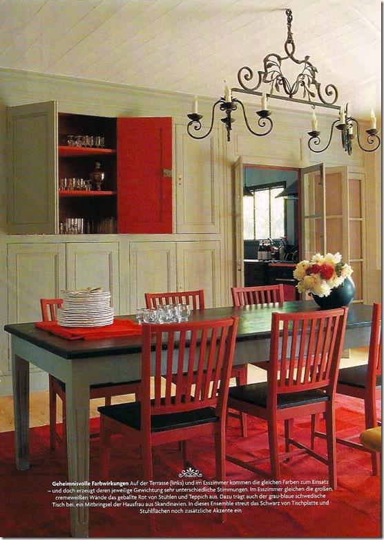Casa de Valentina - armário pintado internamente