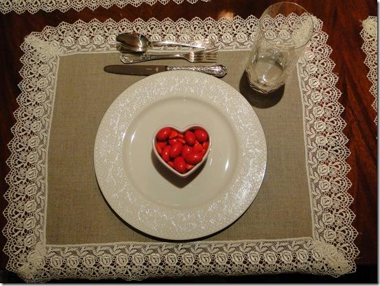 Comprar móveis - almoço dia das mães - mesa decorada