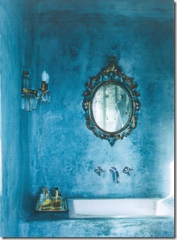 Casa de Valentina - via revista Côte Sud - pia