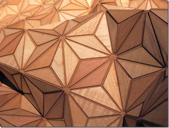 Casa de Valentina - tepate de madeira 4 via Designboom