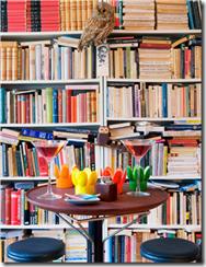 Casa de Valantina - via Sasa Antica - biblioteca