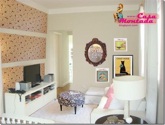 Casa de Valentina - via Casa Montada - depois