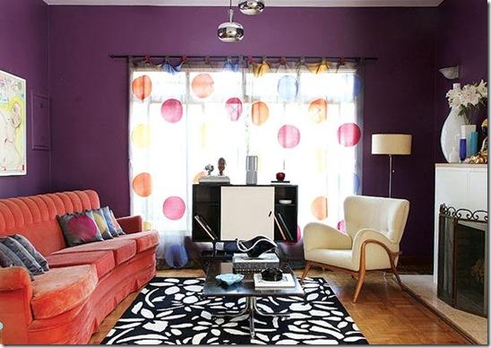 Casa de Valentina - via Casa e Jardim - bolas coloridas