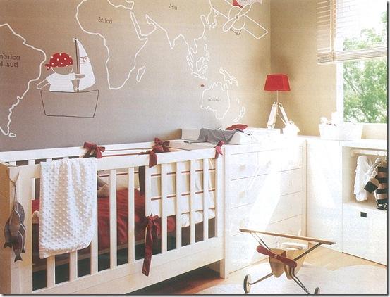Casa de valentina - via El Mueble - para parede de quartos infantis