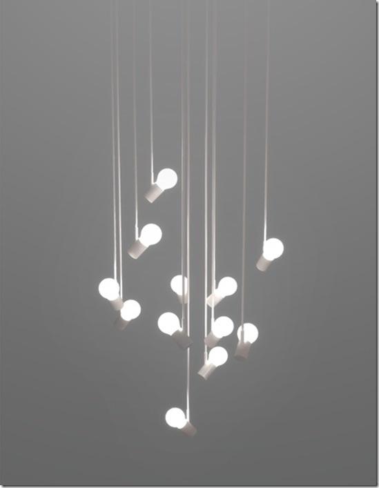 Casa de Valentina - Zhili Liu - Bird Lamp - vários pássaros