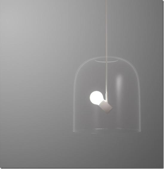 Casa de Valentina - Zhili Liu - Bird Lamp - casulo