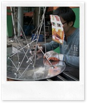Casa de Valentina - Zhili Liu - Shrub table 4 - prot'otipo