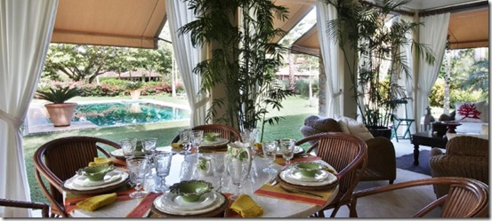 Casa de Valentina - Oficina Inglesa - Casa Rio Parati - almoço