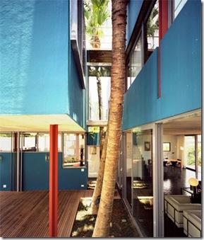 Casa de Valentina - André Vainer & Guilherme Paoliello - Casa no Pacaembu - entre alas