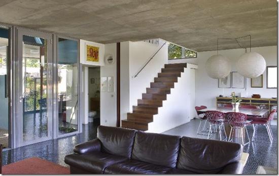 Casa de Valentina - André Vainer & Guilherme Paoliello - Casa no Pacaembu - escada