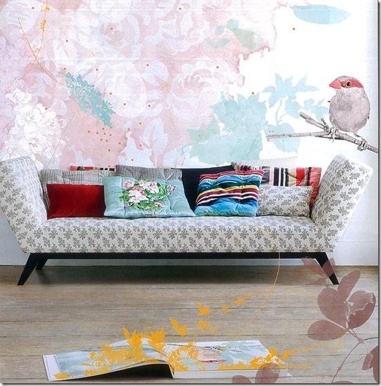 Casa de Valentina - sofá que pode virar cama
