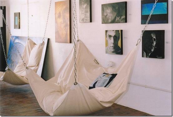 Casa de valentina - via Le Beanock - sofá rede incrível 3