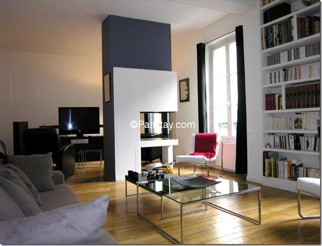 Apartamento Parisiense masculino