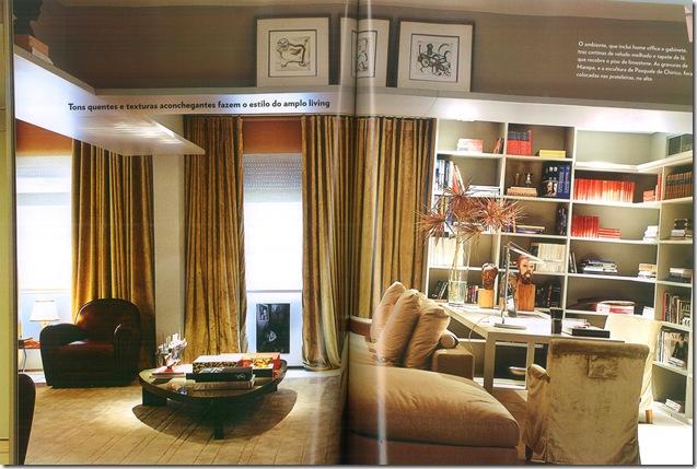 Vogue Casa - apto do david Bastos em SP