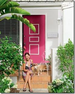 Metropolitan Home - porta