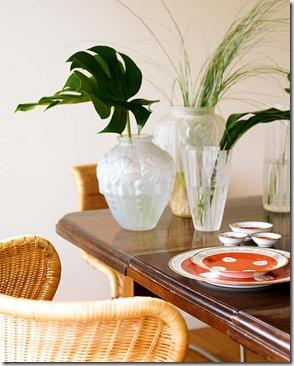 Vasos Lalique - Nuevo Estilo