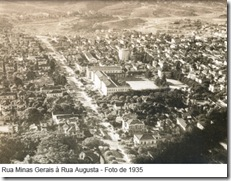 Vista aérea da Avenida Paulista do trecho que vai da Rua Minas Gerais à Rua Augusta cópia