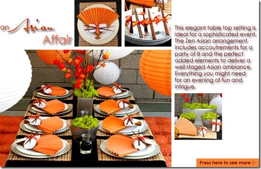 Para um jantar japonês by Social Couture