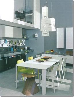 Casa de Valentina - via CasaViva - cozinha integrada