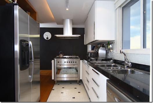 Casa de Valentina - Conrado Heck e Rodrigo Briareu - cozinha integrada 2