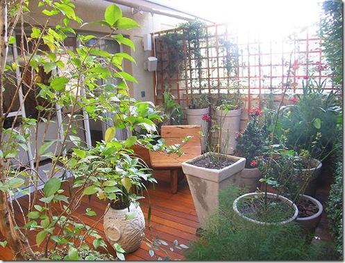 Casa de Valentina - via Axpe - varanda