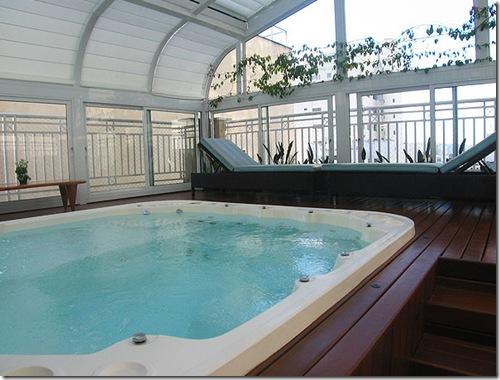 Casa de Valentina - via Axpe - piscina