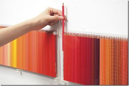 Casa de valentina - Pencils 5