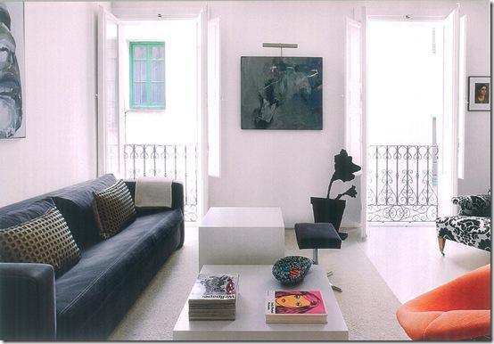 casa de Valentina - foto Bebén Imaz - sala de estar