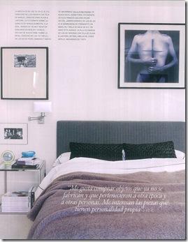 casa de Valentina - foto Bebén Imaz - cama