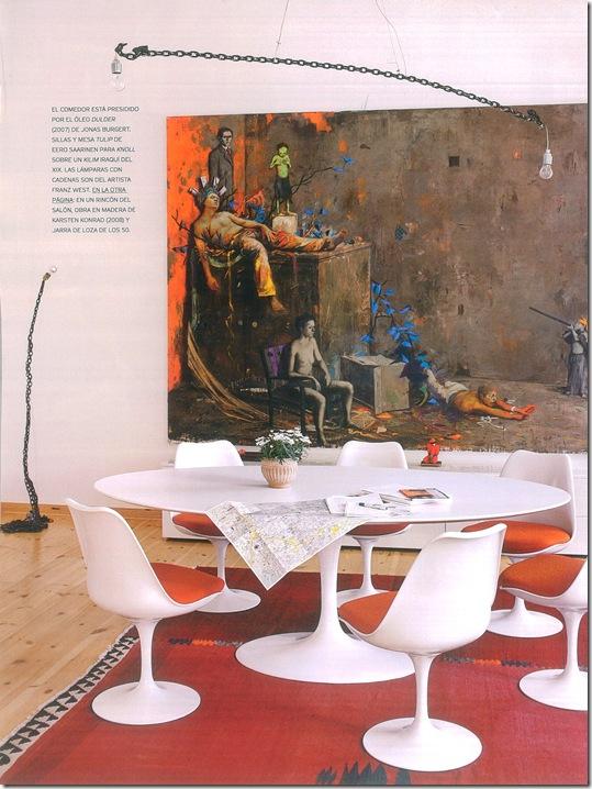 Casa de Valentina - sala de jantar