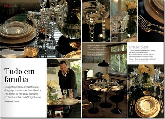 Casa de Valentina - Revista Daslu - mesa tradicional