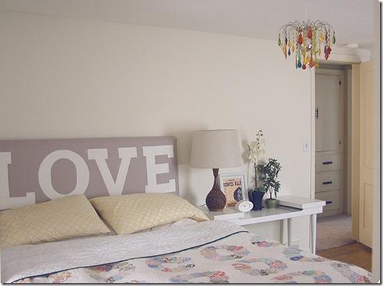 Casa de Valentina - via Sweet Home Style - cabeçeira