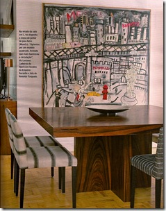 Casa de Valentina - casa da Isa capa quadro Torquato