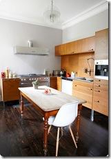 Cozinha depois Via Design Sponge