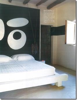 Casa de Valentina - uma casa no medterrâneo - quarto em PB