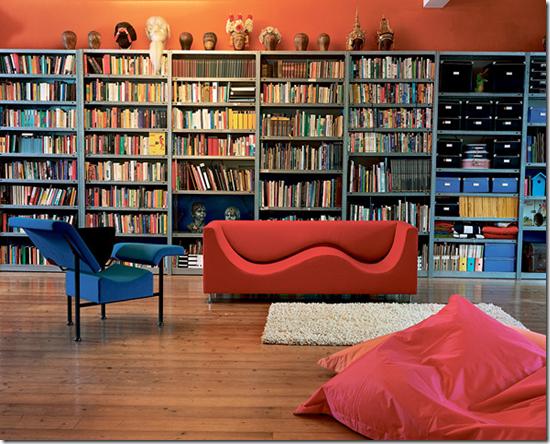 Casa de Valentina - via Flickr ohh food - casa cenográfica