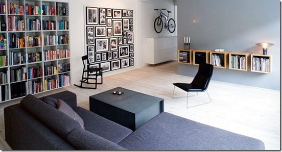 Casa de Valentina - via Flickr ohh food - organização em casa
