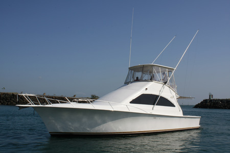 Make: Ocean Yachts; Model: 43 ' Sportfish Convertible; Year: 2003 ...