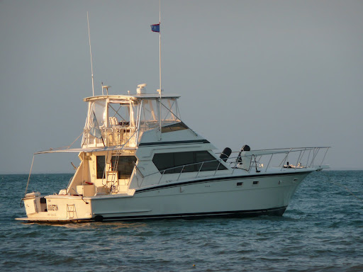 Make: Hatteras. Model: 48 convertible. Year: 1990. Price: $399000.00