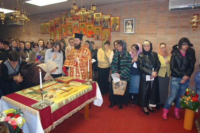 Programul activităţilor liturgice de Florii şi în Săptămâna Patimilor