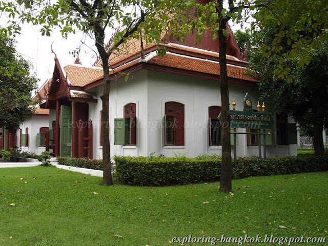 Exploring Bangkok: Royal Elephant National Museum