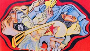 Acto Aniversario Partido Comunista de Chile (en Malmö)