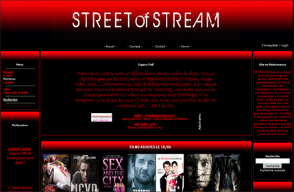 Streetofstream