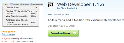web developper
