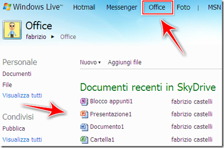 come creare documento word gratis online