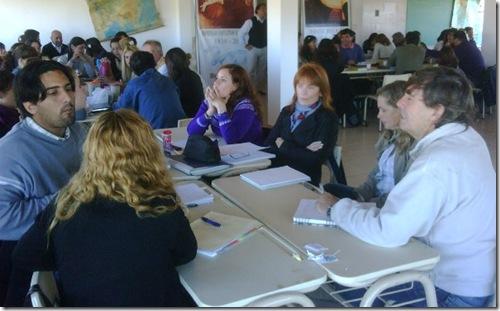 Jornada de Trabajo Intersectorial Salud - Educación sobre Salud Sexual y Reproductiva