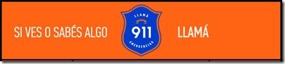 911 en la Provincia de Buenos Aires