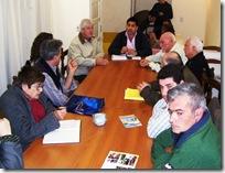 Reunión del Concejo Deliberante y Secretaría de Ordenamiento Urbano