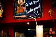 Концерт в рок-баре
