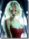 Tremenda Tricia Helfer como una Cylon evolucionada (¡ya te digo!)